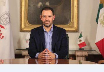 BONO DE RETIRO PARA PERSONAL DE CONFIANZA ES LEGAL Y VOLUNTARIO: GOBERNADOR ALEJANDRO TELLO
