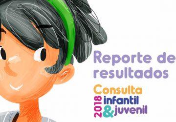 CONOCE CONSEJO GENERAL DEL INE RESULTADOS DE LA CONSULTA INFANTIL Y JUVENIL 2018