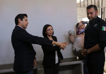 REVISA LA CDHEZ LA DIRECCIÓN DE SEGURIDAD PÚBLICA DEL MUNICIPIO DE GUADALUPE, ZACATECAS