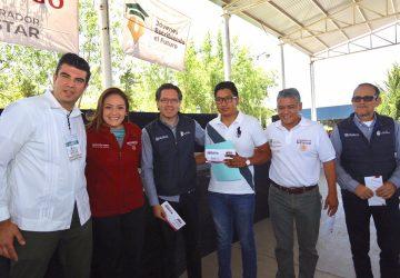 EL GOBIERNO DE MÉXICO DESTINA 1.9 MDP PARA BENEFICIAR A ESTUDIANTES FRESNILLENSES DEL ITSF Y LA UPZ