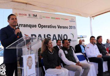 INICIA EN ZACATECAS OPERATIVO VERANO 2019 DEL PROGRAMA PAISANO