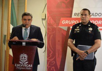 ACCIONES COORDINADAS PERMITEN CERRAR PASO A GRUPOS DELINCUENCIALES: TITULAR DE SEGURIDAD PÚBLICA