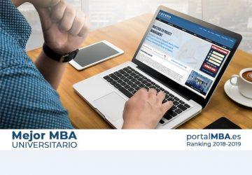 Portal MBA anuncia su veredicto anual en el ranking de mejores MBA a nivel EUROPA para referencia de México y resto de Latinoamérica