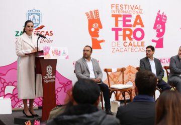 DEL 19 AL 27 DE OCTUBRE ZACATECAS SERÁ ESCENARIO DEL FESTIVAL INTERNACIONAL DE TEATRO DE CALLE 2019