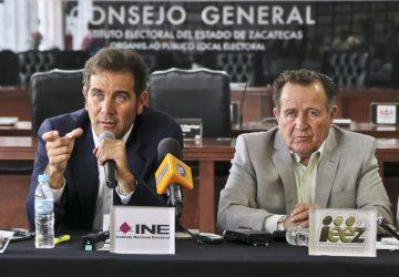 EL PRESIDENTE DEL INE ANALIZARÁ EN ZACATECAS EL SISTEMA NACIONAL DE ELECCIONES, A 5 AÑOS DE LA REFORMA ELECTORAL