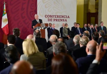 GOBIERNO DE MÉXICO E INICIATIVA PRIVADA INVIERTEN 859 MMDP EN PROYECTOS DE INFRAESTRUCTURA