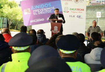 PRESENTA GOBIERNO ESTATAL LA CAMPAÑA UNIDOS PREVENIMOS EL DELITO