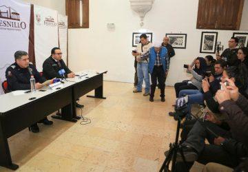 POLICÍA ESTATAL RESCATA A TRES FRESNILLENSES QUE ESTABAN PRIVADOS DE SU LIBERTAD