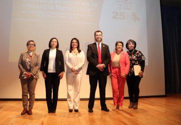 ANALIZAN GOBIERNO, ACADEMIA Y SOCIEDAD CIVIL ESTRATEGIAS PARA ERRADICAR LA VIOLENCIA FEMINICIDA