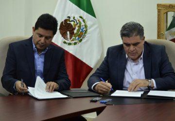 SECRETARÍA DE SEGURIDAD E INSELCAP FIRMAN CONVENIO PARA CAPACITAR A POLICÍAS ESTATALES Y MUNICIPALES