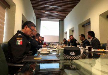 AUTORIDADES DE SEGURIDAD Y ALCALDES ACUERDAN UN FRENTE COMÚN CONTRA LA DELINCUENCIA