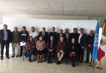 REPRESENTANTES DE LA SOCIEDAD CIVIL Y AUTORIDADES ESTATALES BUSCAN FORTALECER CONFIANZA CIUDADANA