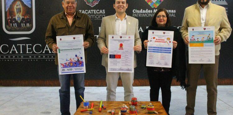 SEGUIMOS PROMOVIENDO LA MASIFICACIÓN DEL DEPORTE CON ACTIVIDADES EN TODO EL MUNICIPIO: ULISES MEJÍA HARO