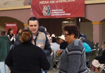 GOBIERNO DE MÉXICO RECONOCE A LOS ADULTOS MAYORES Y CONTRIBUYE A SU BIENESTAR