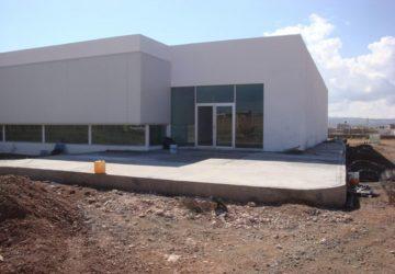 CONCLUYE CONSTRUCCIÓN DE JUZGADOS DEL DISTRITO FRESNILLO