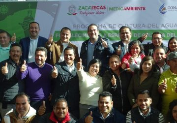 FORTALECE GOBIERNO DEL ESTADO LOS ESPACIOS DE CULTURA DEL AGUA