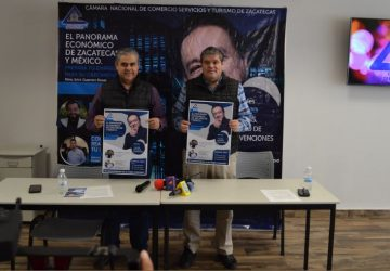 ANUNCIA CANACOZAC CONFERENCIA DE ERICK GUERRERO ROSAS EL 18 DE MARZO EN ZACATECAS