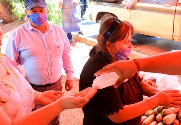 ACCIONES PERMANENTES EN TIANGUIS Y MERCADOS PARA PREVENIR CONTAGIOS POR CORONAVIRUS: ULISES MEJÍA HARO
