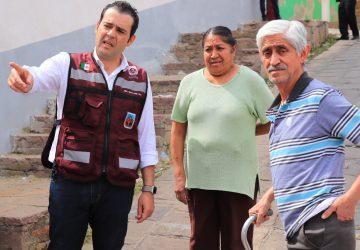 CON MANTENIMIENTO PERMANENTE, SEGUIMOS RECUPERANDO ESPACIOS PÚBLICOS: ULISES MEJÍA HARO