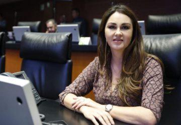 SOLICITA GEOVANNA BAÑUELOS A GOBERNADORES PREVENIR Y ATENDER VIOLENCIA DOMÉSTICA DURANTE CONFINAMIENTO