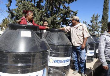 DISTRIBUYE GOBIERNO ESTATAL APOYOS EN 6 MUNICIPIOS