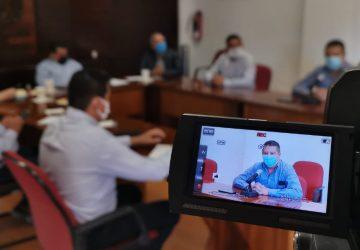 PODER EJECUTIVO PRESENTÓ AL CONGRESO DEL ESTADO INICIATIVA DE AJUSTE PRESUPUESTAL DEL 7 POR CIENTO