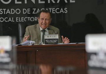 EL IEEZ ESTÁ DISPUESTO PARA ASUMIR LA COMPETENCIA QUE LE CORRESPONDE EN LA PREPARACIÓN DEL PROCESO ELECTORAL