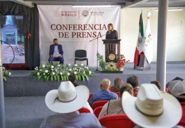 GOBIERNO DE MÉXICO LLEVA APOYOS DIRECTOS A LAS FAMILIAS DE MIGUEL AUZA: VERÓNICA DÍAZ