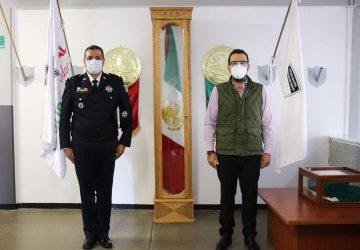 MANTENEMOS SINERGIA ENTRE CORPORACIONES POLICIACAS, POR LA SEGURIDAD DE ZACATECAS: ULISES MEJÍA HARO.