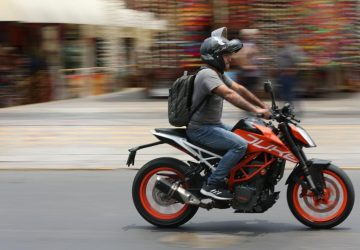 ¿LA MOTOCICLETA, EL TRANSPORTE IDEAL DURANTE LA PANDEMIA?