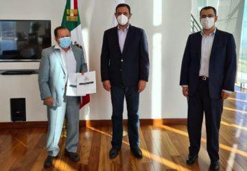 REFRENDA GOBERNADOR RESPETO A LA LEGALIDAD DEL ACTUAL PROCESO ELECTORAL EN ZACATECAS