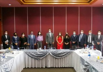 LOGRA TELLO CONSENSO CON LEGISLADORES PARA GESTIÓN COMÚN DE RECURSOS 2021 EN FAVOR DE ZACATECAS