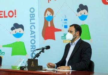 INVITA ALEJANDRO TELLO A LA CIUDADANÍA A REDOBLAR MEDIDAS PREVENTIVAS ANTE COVID-19