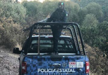 SSP DE ZACATECAS REFUERZA PRESENCIA POLICIAL Y ACCIONES OPERATIVAS EN JEREZ