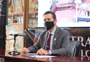 EN UN ESFUERZO COORDINADO, PRESENTA ALCALDE ULISES MEJÍA HARO ACCIONES DE REHABILITACIÓN PARA EL MERCADO GONZÁLEZ ORTEGA.