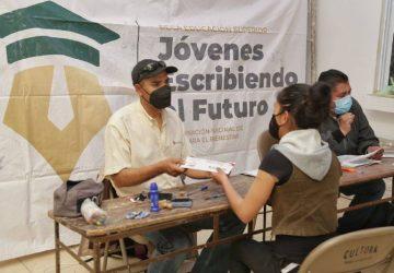 BENEFICIAN BECAS JÓVENES ESCRIBIENDO EL FUTURO A ESTUDIANTES ZACATECANOS