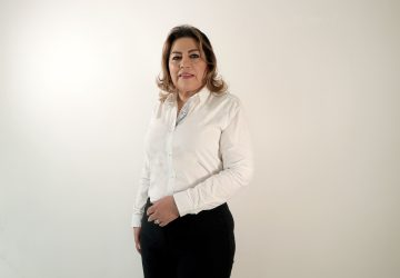 VAMOS A REVERTIR EN LA UAZ LAS PRÁCTICAS DE OPACIDAD, ACOSO Y SEGREGACIÓN: TERE VILLEGAS.