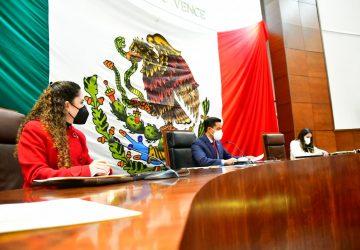 PRESENTAN INFORME DE ACTIVIDADES DE LA MESA DIRECTIVA DEL PERIODO SEPTIEMBRE-DICIEMBRE DE 2020