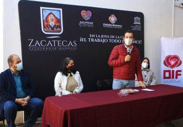 ENTREGA DIF CAPITALINO APOYOS A PERSONAL DE SALUD DE LA ZONA RURAL: ALCALDE ULISES MEJÍA HARO.