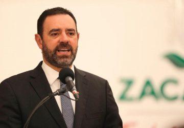 SOLICITA GOBERNADOR REPLANTEAR LA ESTRATEGIA DE VACUNACIÓN ANTICOVID EN ZACATECAS