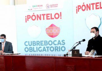 GOBERNADOR TELLO DA CERTEZA LABORAL A 1 MIL 023 TRABAJADORES