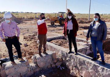 CONSTRUYE GOBIERNO DE TELLO 79 VIVIENDAS A FAMILIAS DE TEPECHITLÁN Y SANTA MARÍA DE LA PAZ