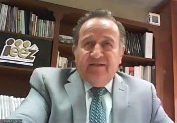 EL IEEZ NO PUEDE SUPLIR ACTUACIONES QUE CORRESPONDEN A LOS PARTIDOS POLÍTICOS, CANDIDATAS Y CANDIDATOS