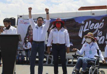 ARRANCA CAMPAÑA JAVO TORRES CON PROPUESTAS CONTUNDENTES Y PRECISAS