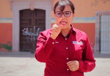 EXIJO A CLAUDIA ANAYA RETIRE EL VIDEO CON EL QUE USA COMO BANDERA POLÍTICA UN FEMINICIDIO: MARIBEL GALVÁN