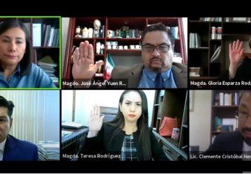TRIJEZ RESUELVE MEDIOS DE IMPUGNACIÓN RELACIONADOS CON REGISTROS DE CANDIDATURAS