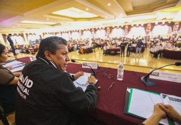 LLAMA DAVID MONREAL AL MAGISTERIO PARA IMPULSAR UNA NUEVA POLÍTICA EDUCATIVA