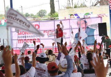 PROPONE DAVID MONREAL CUATRO EJES TRACTORES PARA EL DESARROLLO DE ZACATECAS: CAMPO, MINERÍA, INDUSTRIALIZACIÓN Y TURISMO