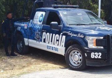EN ZACATECAS, DETIENE PEP A CUATRO POR PORTACIÓN DE ARMAS DE FUEGO