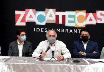 ZACATECAS SE PREPARA PARA LA REACTIVACIÓN TURÍSTICA DURANTE EL VERANO
